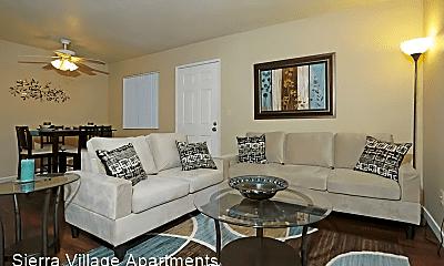 Living Room, 5416 Jackson St, 1