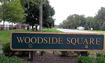 Woodside Square Apartments, 1