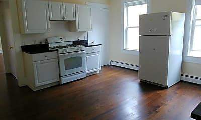 Kitchen, 14 Line St, 1