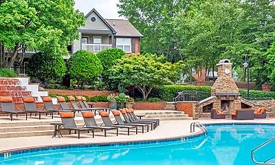 Pool, MAA Pleasant Hill, 0