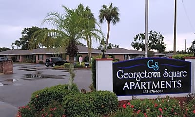 Georgetown Square, 1