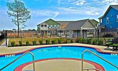 Pool, GraceLake Town Homes, 0