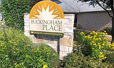 Buckingham Place Duplexes, 1