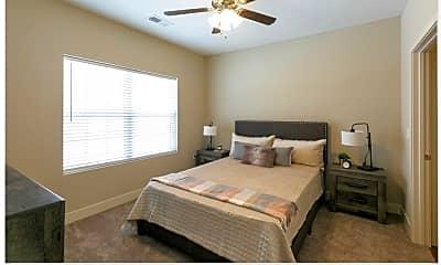 Bedroom, 5601 NE 80th Ter Unit 1A, 2