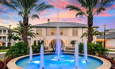 Pool, Palm Bay Club, 1