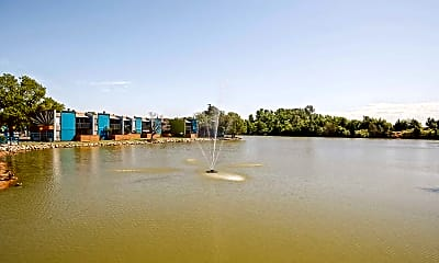 Lake, Bridgepoint, 2