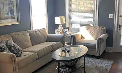 Living Room, 56 Heck Ave 1/2, 1