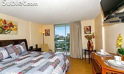 Bedroom, 705 Queen St, 1