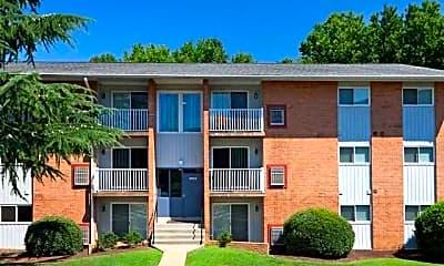 Building, Rock Creek Apartments, 2
