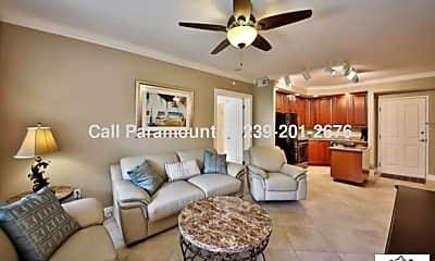 Living Room, 2825 Palm Beach Blvd, 2