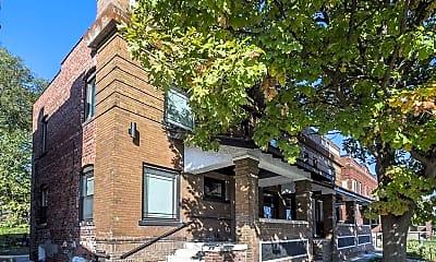 Building, 3305 Webster St, 2