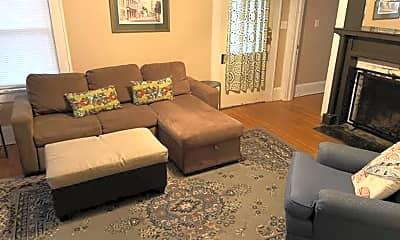 Living Room, 21 Fulton St, 1