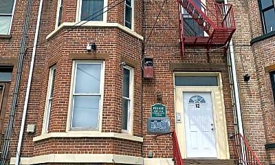 Building, 12 Farrington St, 2