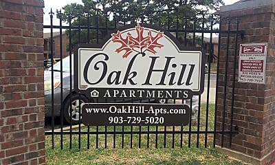 Oak Hill Apartments, 1