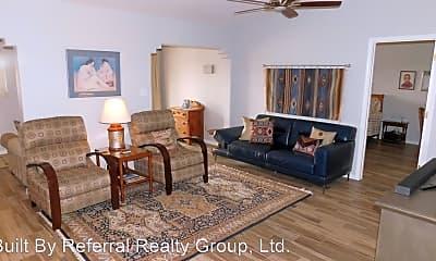 Living Room, 8862 E Fairway Blvd, 1