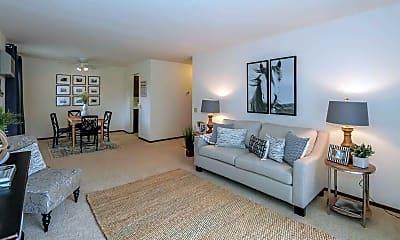 Living Room, Berkley Road, 0