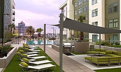 Pool, 220 Riverside, 1