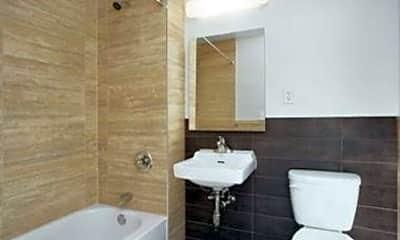 Bathroom, 318 E 112th St, 2