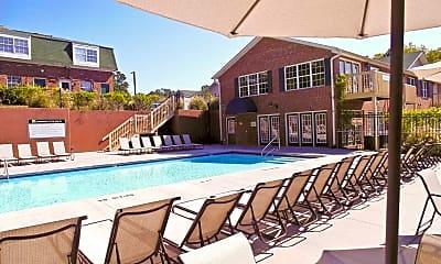 Pool, Cedar Trace, 0