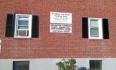 Arlington Gardens Apartments, 1