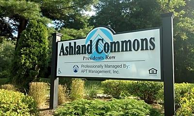 Ashland Commons, 1