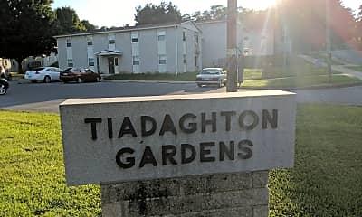 Tiadaghton Gardens, 1