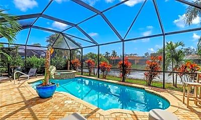 Pool, 7632 Martino Cir, 1