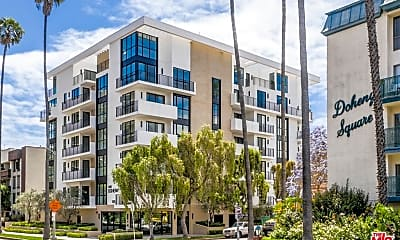Building, 105 S Doheny Dr, 2