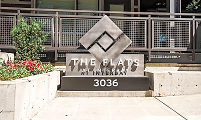 Community Signage, The Flats at Interbay, 2