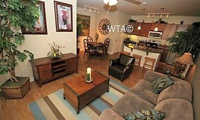 Living Room, 14200 Vance Jackson, 1