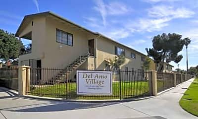 Building, Del Amo Village Apartments, 0
