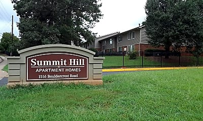 Summit Hill Apartment Homes, 1