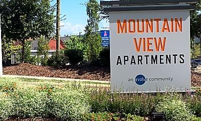 Mountain View Apartments, 1