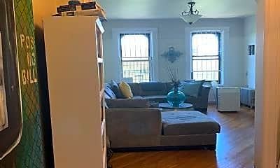 Living Room, 470 Eastern Pkwy, 1