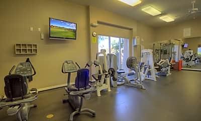 Fitness Weight Room, 9562 E Chuckwagon Ln, 2