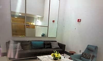 Living Room, 205 Warren St, 2