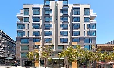 Building, 818 Van Ness Ave 406, 2