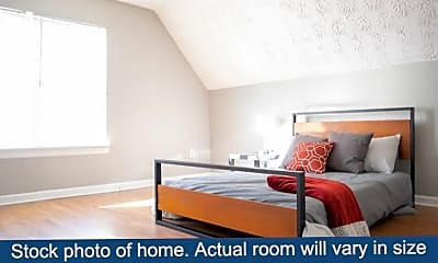 Bedroom, Room for Rent -  a 4 minute walk to bus 189, 2