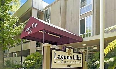Community Signage, Laguna Ellis Apartment Homes, 2
