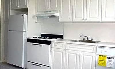 Kitchen, Tysens Park Apartments, 1