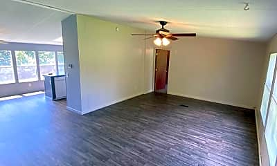 Living Room, 24750 Raleigh Rd, 1