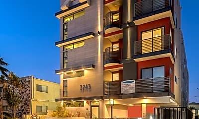 Building, 3743 Midvale Ave, 1