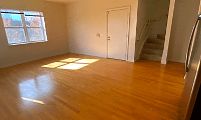 Living Room, 3559 S Federal St, 2