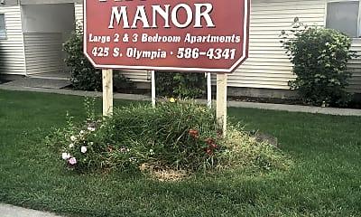 Phoenix Manor, 1