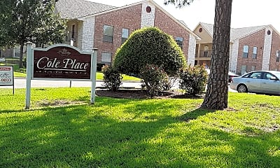 Cole Place, 1