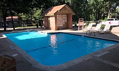 Pool, 2401 Sycamore Ave, 2