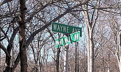 Community Signage, 15820 Wayne Ave, 1