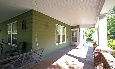 Patio / Deck, 4810 Hillsborough Rd, 1