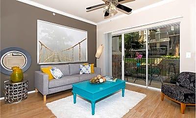 Living Room, 4650 Haverwood Ln, 0