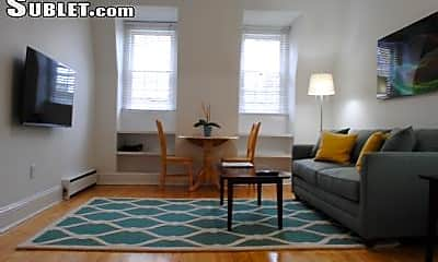 Living Room, 1906 R St NW, 0